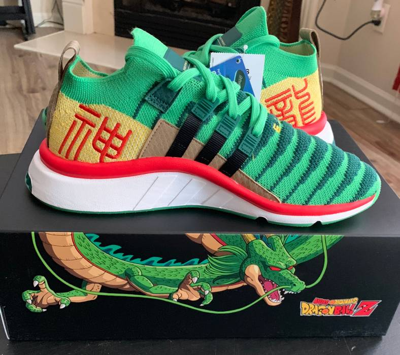Adidas Adidas EQT Support Dragon Ball Z Shenron Size 10 - Low-Top ... eafd48e46