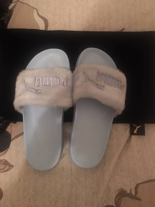 Puma X Rihanna SLIDES Size 9 - Sandals for Sale - Grailed 71f2ea185