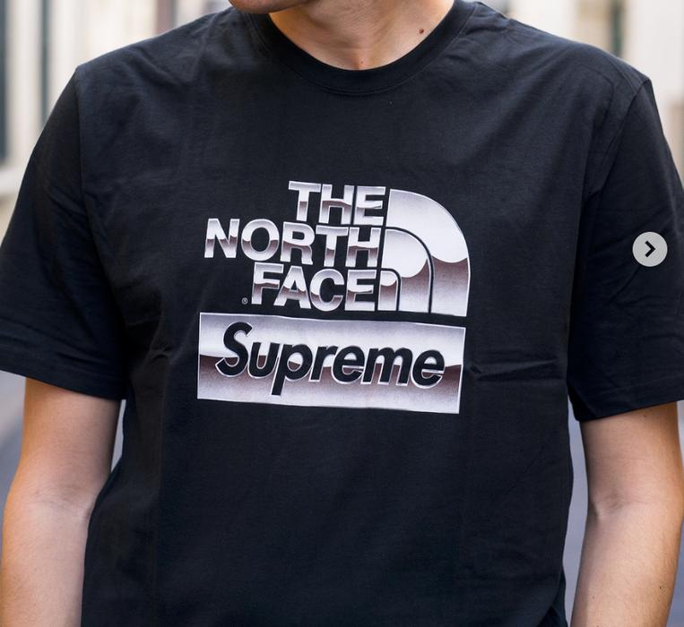 bed4676e3382 Supreme Supreme x NorthFace T-Shirt Size Medium