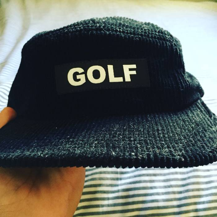 7af6f637b50 Odd Future Golf Wang Corduroy Camp Cap Size one size - Hats for Sale ...