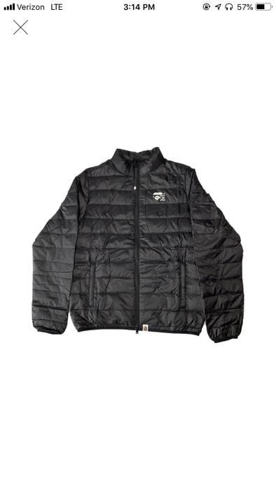 451fe741e47 Bape BAPE Happy New Year Light Down Jacket Black Size xl - Light ...