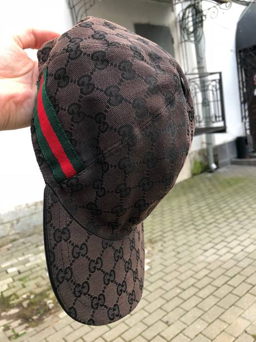 42d14bb1817 Gucci Gucci Cap Size one size - Hats for Sale - Grailed