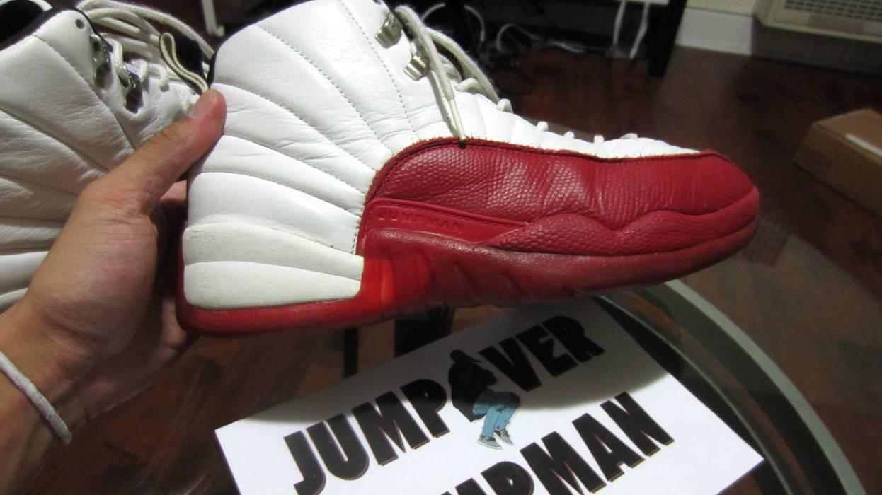 5a380de652a140 Jordan Brand Air Jordan 12 OG Cherry  1997  Size US 10.5   EU 43