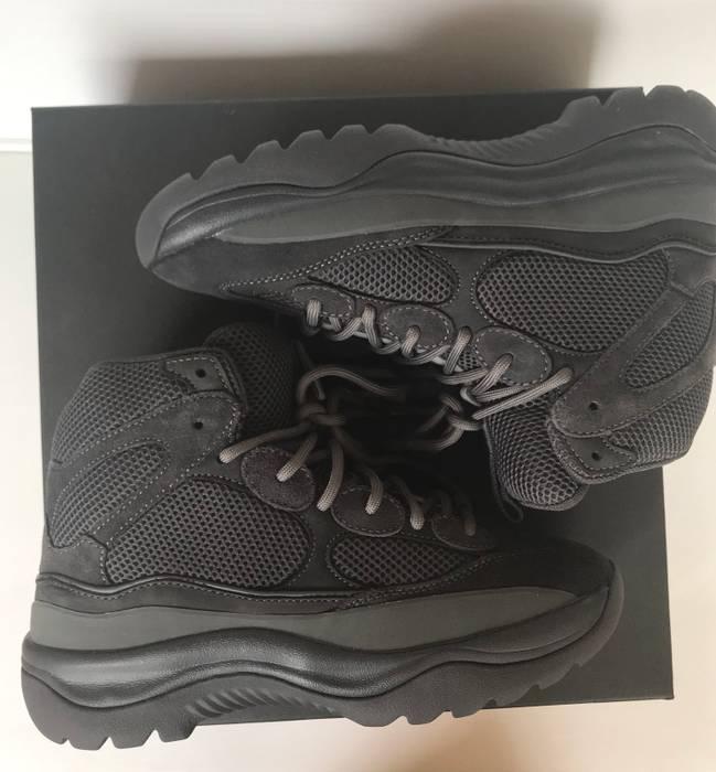 2cc4e1a293d7d Yeezy Season Desert Rat Boots Season 6 Size 10 - Boots for Sale ...