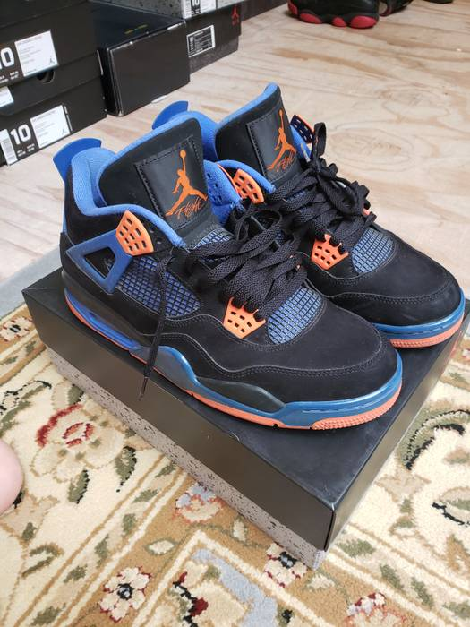 cb68e32618cd Nike Air jordan cav 4s Size 10 - Low-Top Sneakers for Sale - Grailed