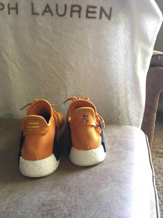 ddd9cd892 Pharrell Pharrell x Adidas NMD Human Race-Tangerine Size US 10   EU 43 -