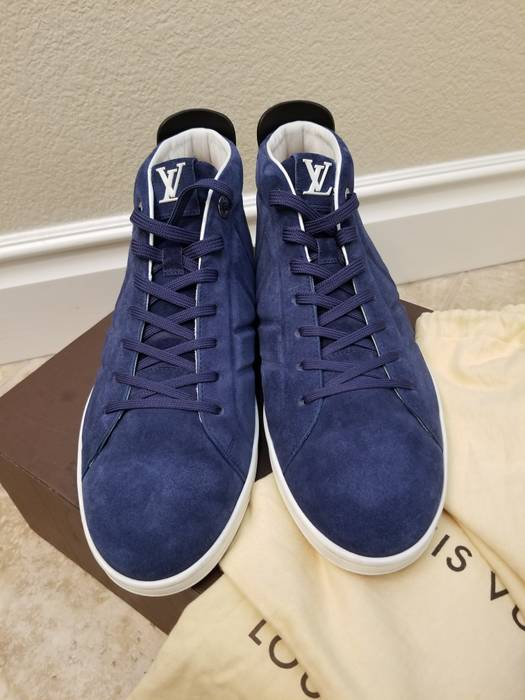 ebde4e57e55d Louis Vuitton Louis Vuitton Fuselage Sneaker boot Size 9 - Hi-Top ...