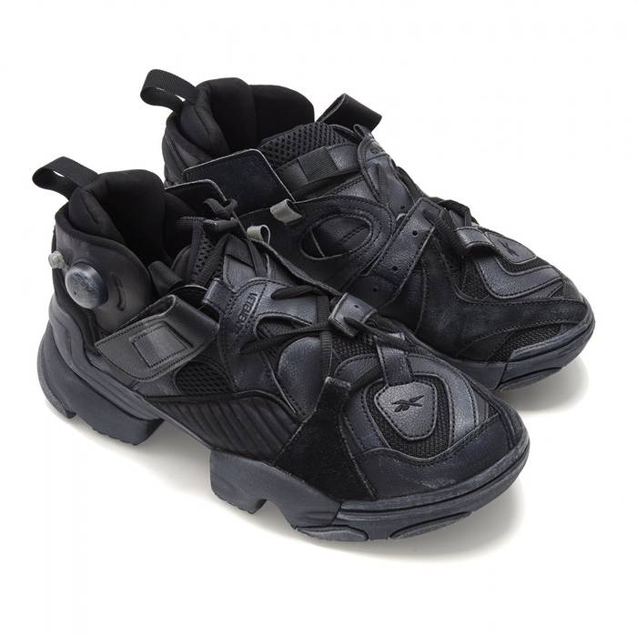 73ba9aa9fccf04 Vetements Vetements x Reebok genetically modified pump Size 11 - Low ...