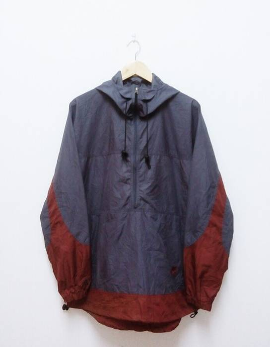 baea942145 Vintage Hot Sale!!! Rare Vintage 90s NIKE FIT ACG Embroidery Logo  Multicolour Pullover