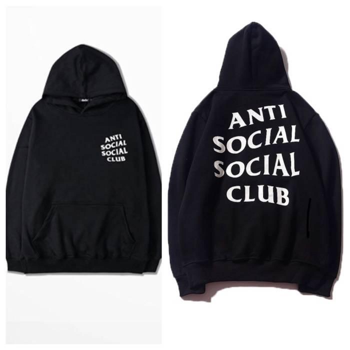 "e89b2fa4996e Antisocial Social Club. ASSC ""Mind Games"" Hoodie Size Medium. Size  US M    EU ..."
