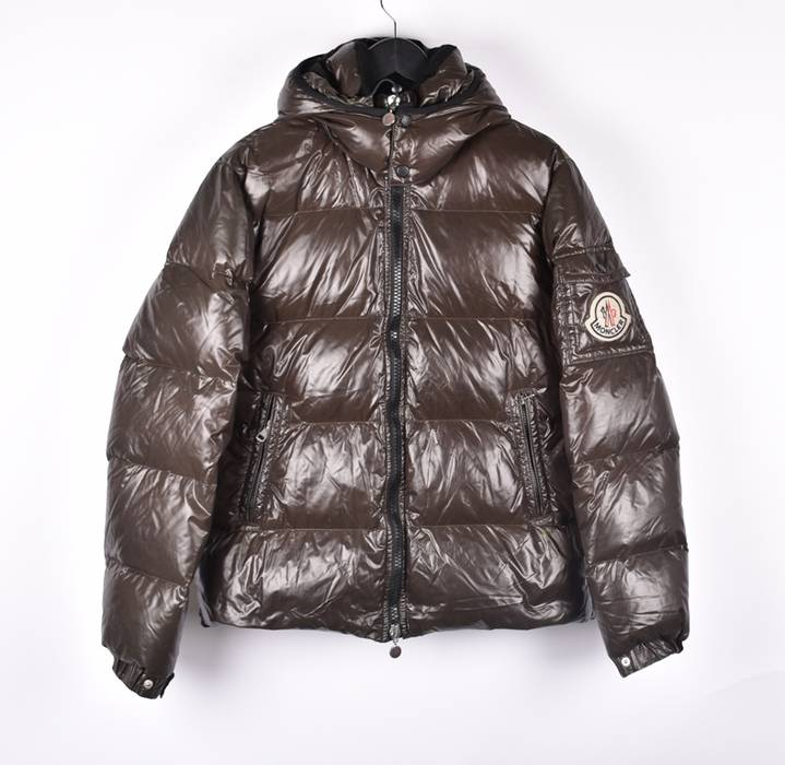 f4cda980844c Moncler Down Hooded Men Puffer Jacket Coat Size l - Heavy Coats for ...