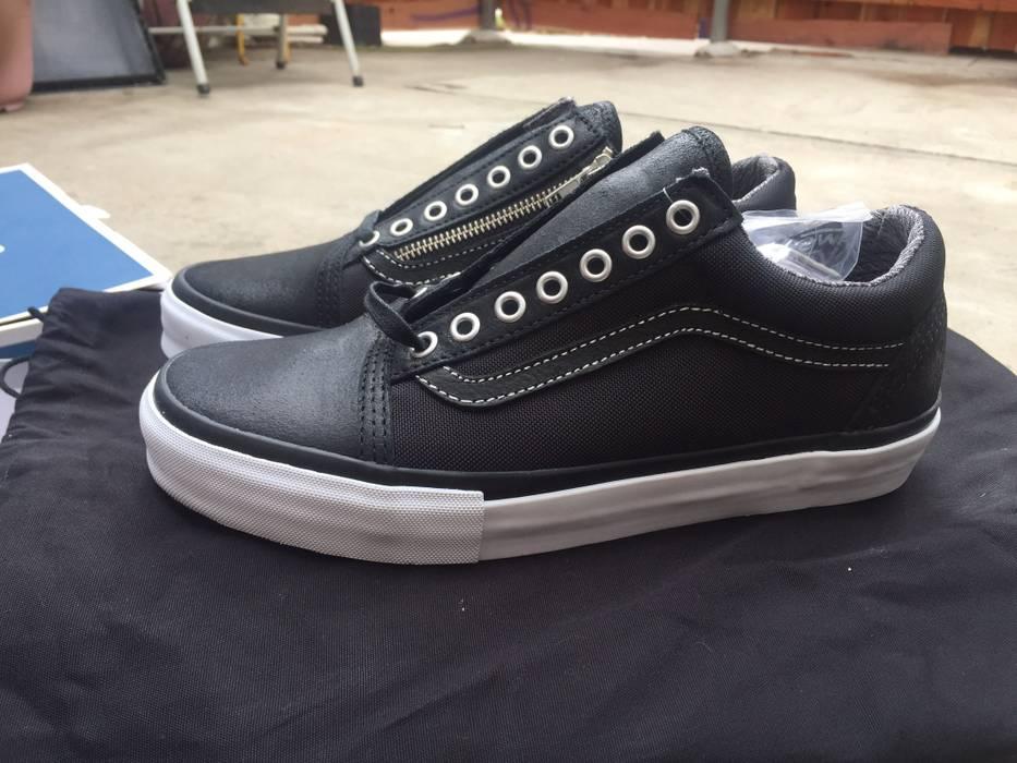 61d5a029caae Vans Vans Vault x Highs And Lows Old Skool Zip Lx Size 8.5 - Low-Top ...