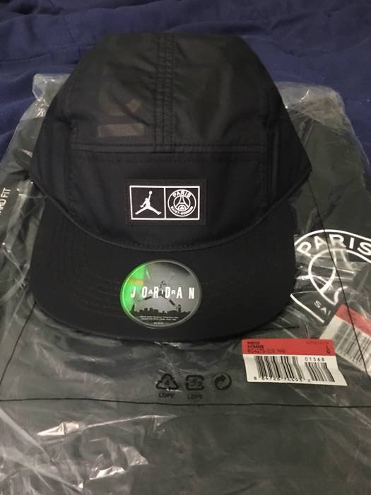 f63af07d4b6 Jordan Brand Air Jordan Paris Saint Germain PSG Nike Hat Euro Exclusive Size  ONE SIZE