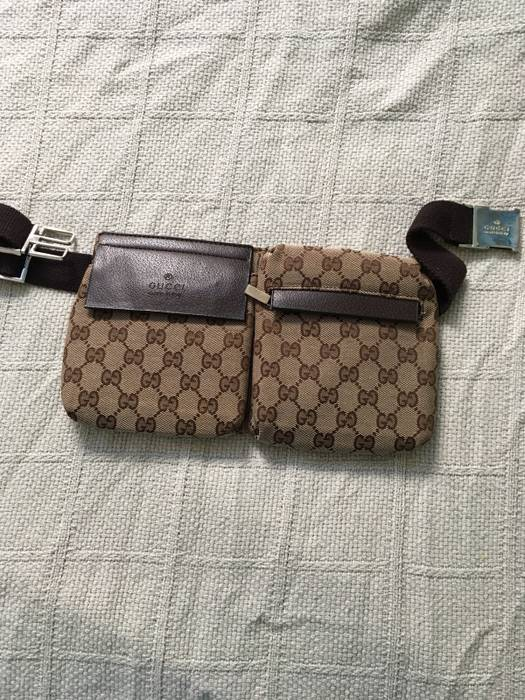 0d0892cd9a2 Gucci Gucci Vintage Belt Bag Size one size - Bags   Luggage for Sale ...
