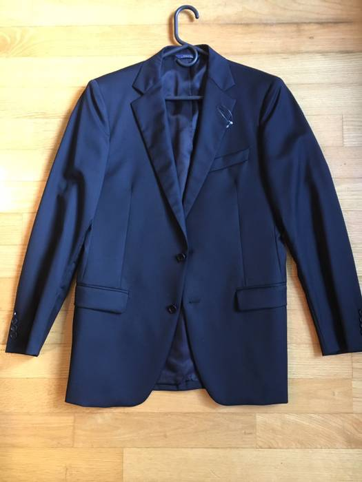 c0290f59318b Brooks Brothers Fitzgerald Fit Two Button 1818 Suit Jacket Size 38r ...