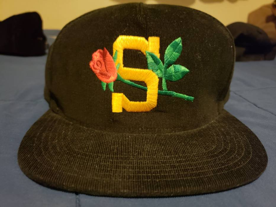 Supreme Supreme Rose Corduroy Cap   Hat Size one size - Hats for ... 9ce35ff7a25
