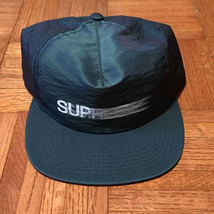9e5c1bdad95 Supreme Supreme Motion Logo Hat Size one size - Hats for Sale - Grailed
