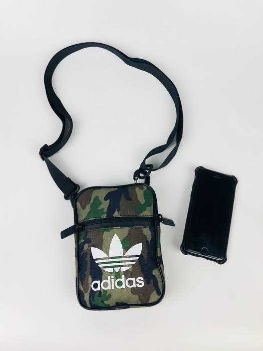 9099d9718dc3 Adidas adidas camo mini shoulder Bag sling crossbody bag Size ONE SIZE - 1