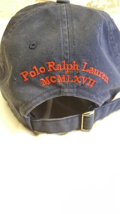 055924aa1b7 Polo Ralph Lauren Polo Ralph Lauren Big Pony Blue and Red Cap Hat MCMLXVII   3