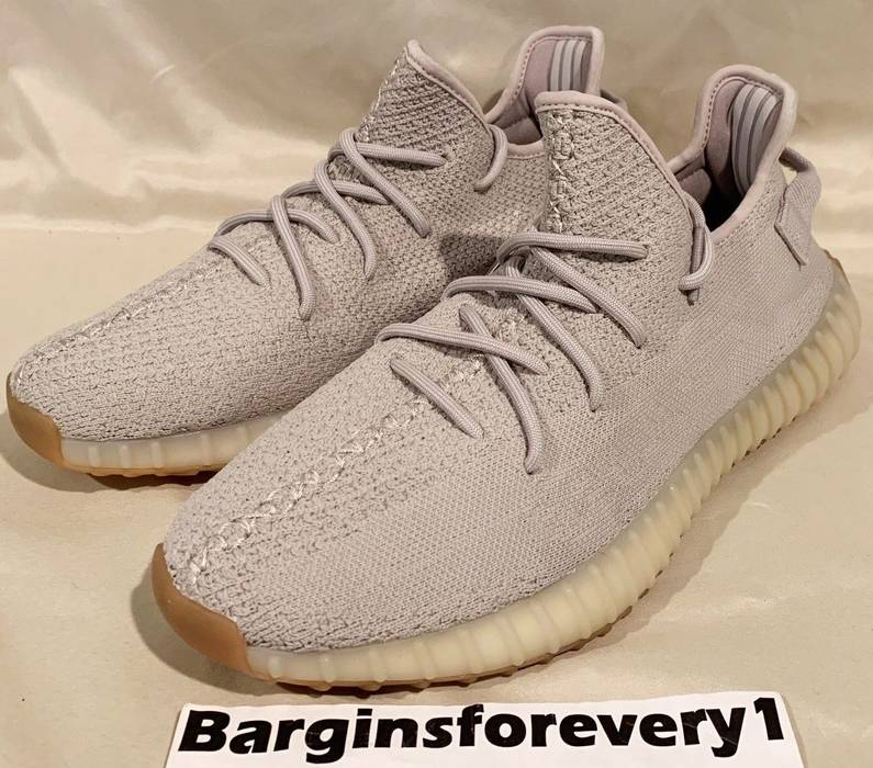 a55d6621584 Adidas Kanye West New Adidas Yeezy Boost 350 V2 - Size 9 - Sesame ...