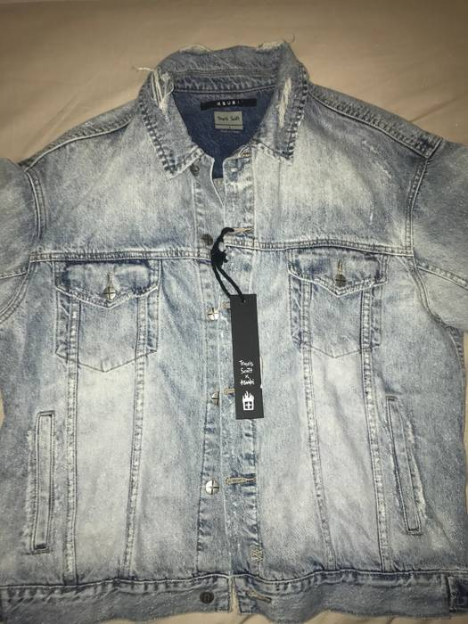 Ksubi Oh G Jacket Size l - Denim Jackets for Sale - Grailed b5b5d54e2