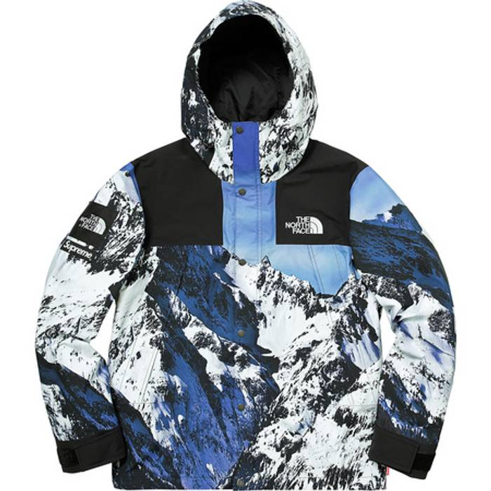 Supreme Supreme x North Face Mountain Parka Size US M   EU 48-50   ce8ee6948