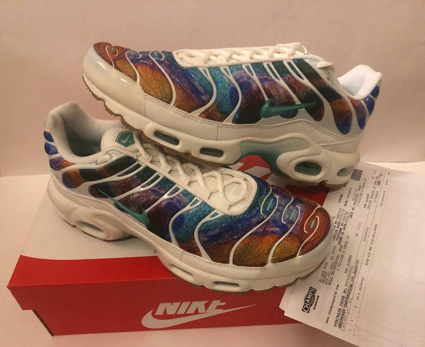 premium selection aac0d 1c75b ... sale nike. nike air max plus galaxy tn tune rainbow asteroid multi  colored 33def f90b0