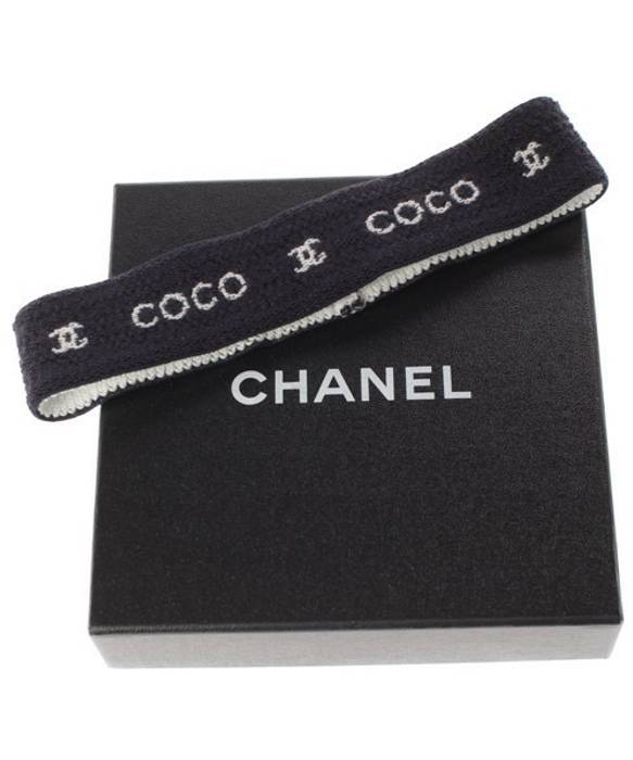 Chanel COCO CHANEL HEADBAND Size one size - Miscellaneous for Sale ... ab3ddfb5776