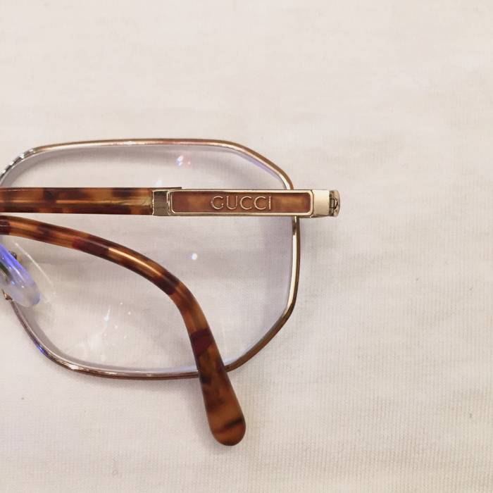 797fb078282 Gucci Vintage Gucci Glasses Size one size - Glasses for Sale - Grailed