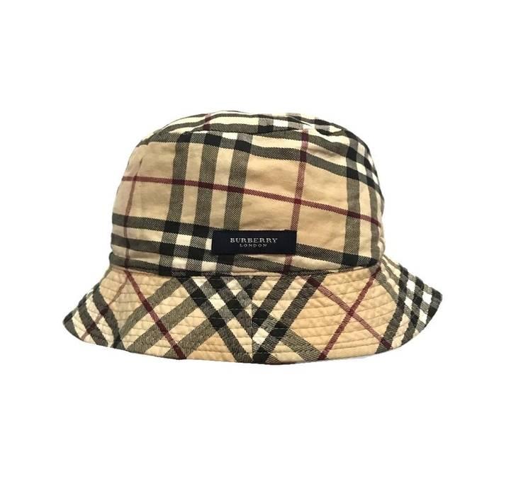Burberry Burberry Nova Check Bucket Hat Size one size - Hats for ... de2196426e9