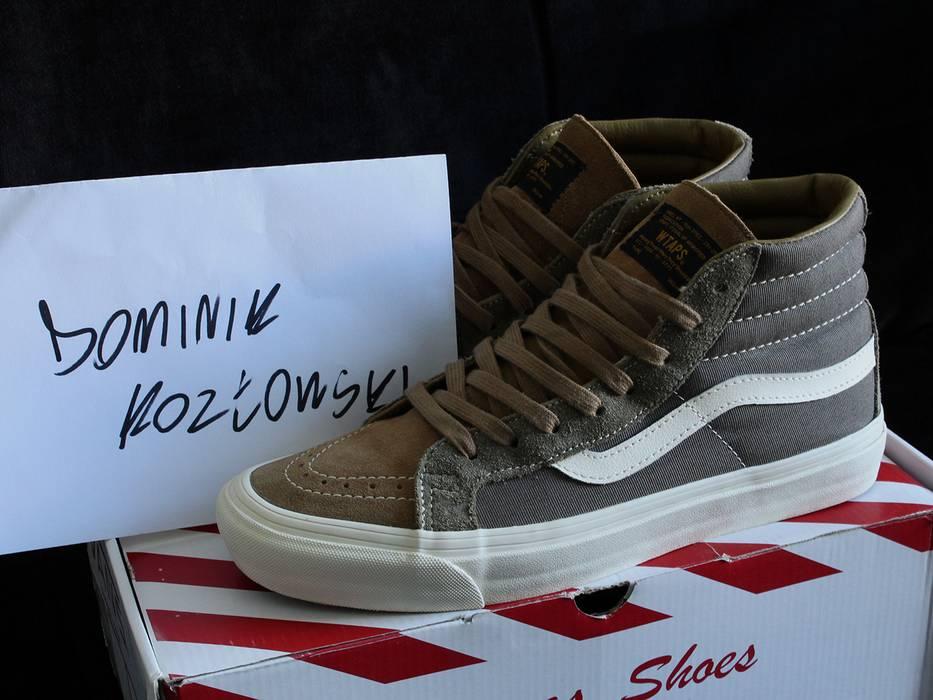 a55f142f90 Vans WTAPS Olive   Drab SK8-Hi Size 9.5 - Hi-Top Sneakers for Sale ...