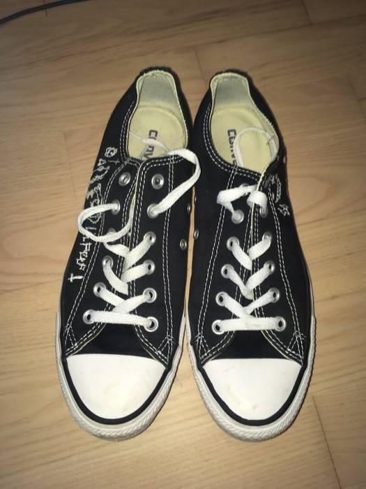 ce821df9907e70 Converse Lil Peep custom converse Size 8 - Low-Top Sneakers for Sale ...