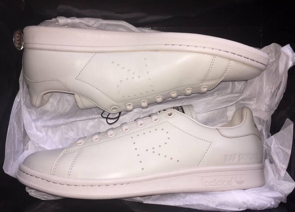 separation shoes 46609 37caa Adidas ADIDAS × RAF SIMONS Adidas x Raf Simons Stan Smith Stone Mist B42012  Size 11