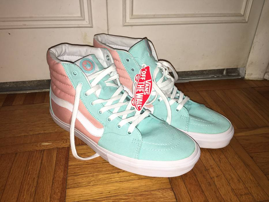 1a2a7e2f212cd3 Vans CFG Camp Flog Gnaw 2015 Sk8-Hi Size 11.5 - Hi-Top Sneakers for ...
