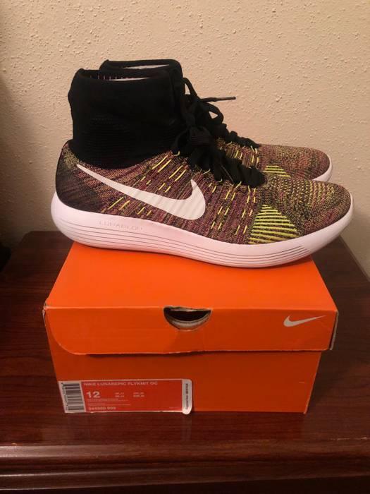 Nike Nike Lunarepic Flyknit OC Size 12 - Hi-Top Sneakers for Sale ... 2d5bce71a