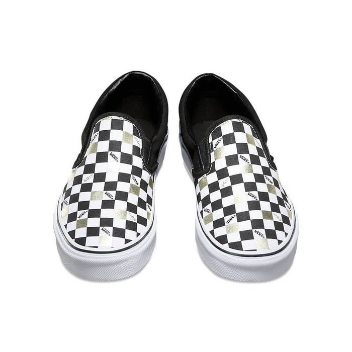 8597b4ad3abbe3 Vans Vans Classic Slip-On 50th Anniversary Size 10 - Slip Ons for ...