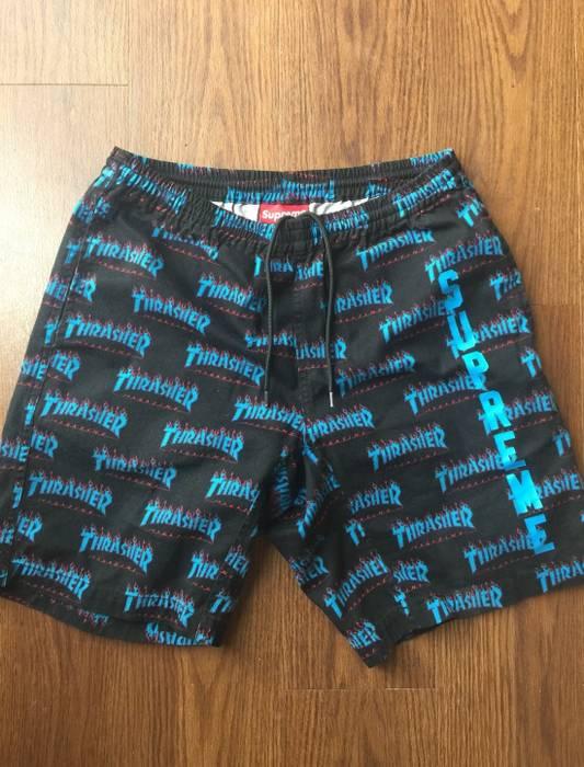 Supreme Supreme Thrasher Shorts Black Small Size 29 - Shorts for ... ad4ef527e