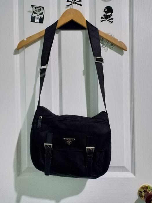 Prada PRADA NYLON SLING BAG Size one size - Bags   Luggage for Sale ... 091942374f9a0