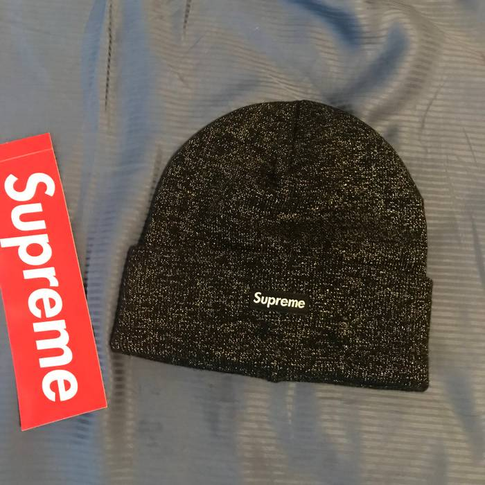 653ce222a4c Supreme Tinsel Beanie SS16 Size one size - Hats for Sale - Grailed