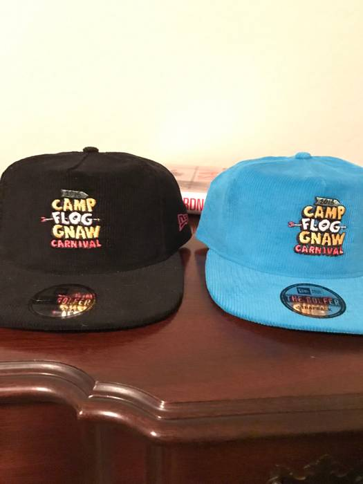 224d6dd8e4e Golf Wang Camp Flog Gnaw 2016 Corduroy Hats Size one size - Hats for ...