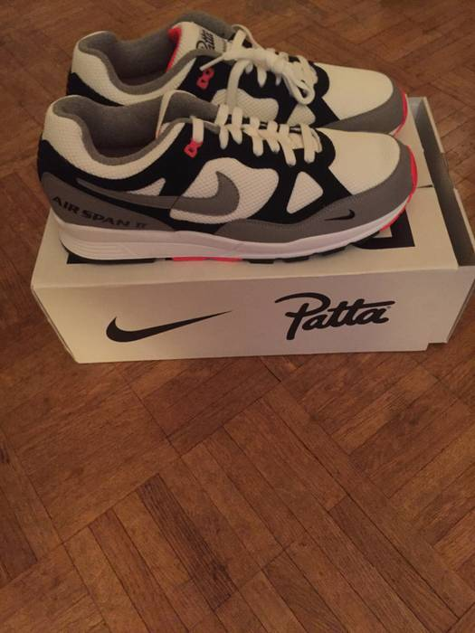 991532c312d39 Nike Nike X Patta Span 2 Friends and family Size 12.5 - Low-Top ...