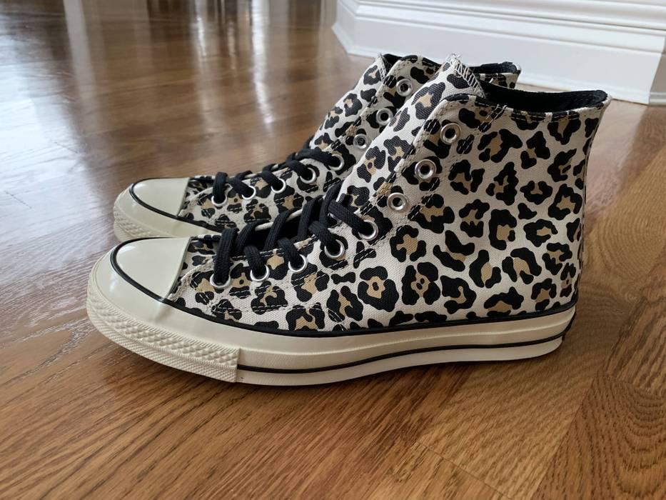 d2aaa09cfb31 Nike Braindead Converse Chuck 70 (1 Print) Leopard Cheetah Driftwood US  Men s 7