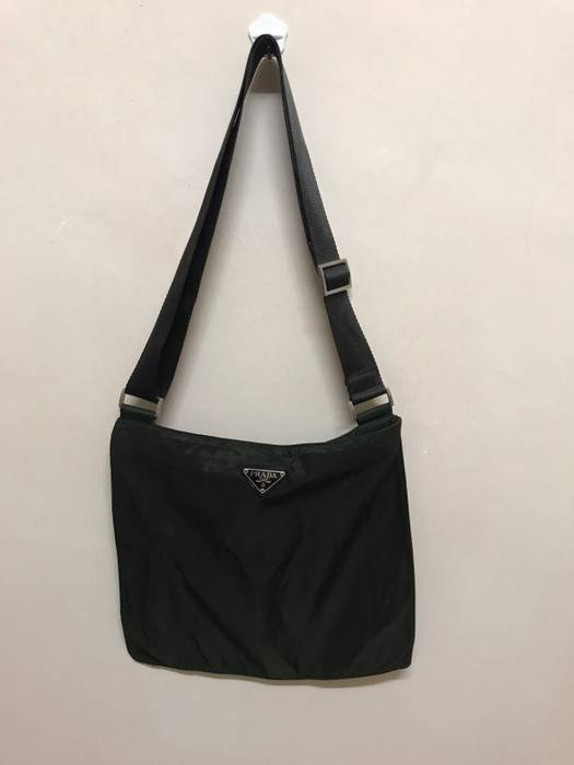 87e8653a1879 Prada PRADA SLING BAG SHOULDER GREEN Size 34 - Bags   Luggage for ...