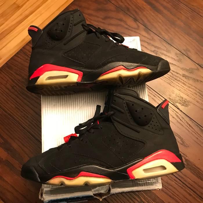 quality design 79d4e 15364 Nike Jordan 6 Black Infrared 2000 Nike Air Size US 8.5   EU 41-42