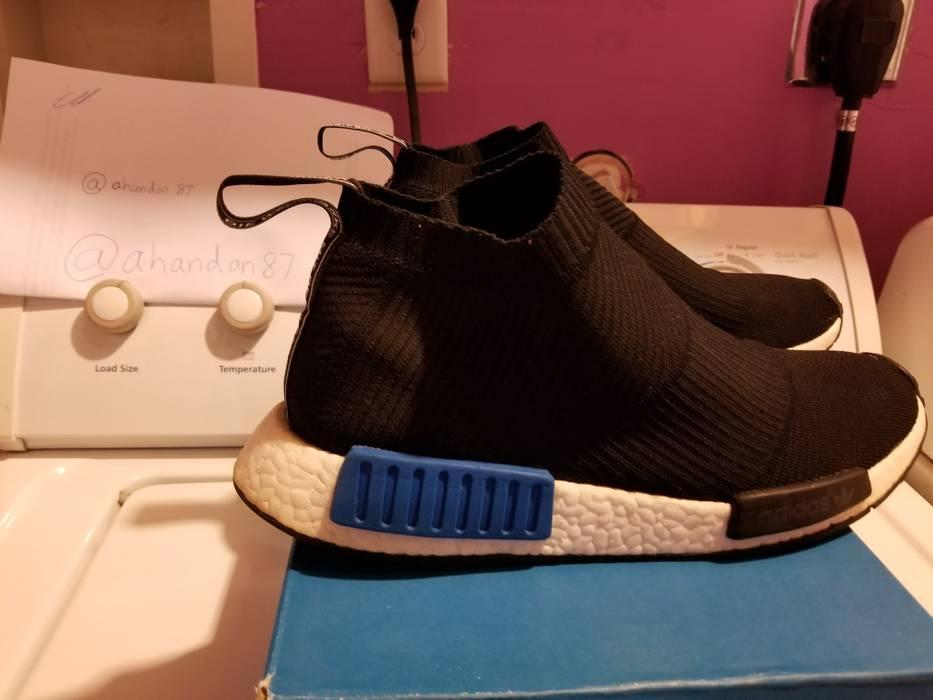 d08326281 Adidas Nmd CS1 City sock 1 lush blue core black s79152 Size 11 - Low ...
