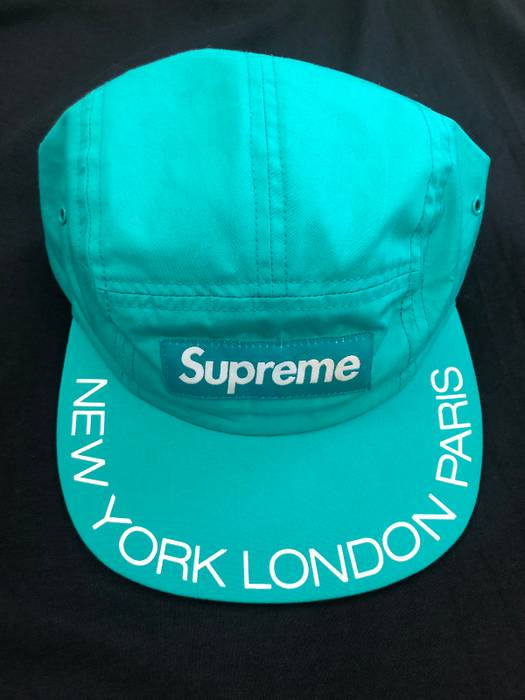 Supreme Supreme Visor Print Camp Cap Size one size - Hats for Sale ... 44cdf5108bc