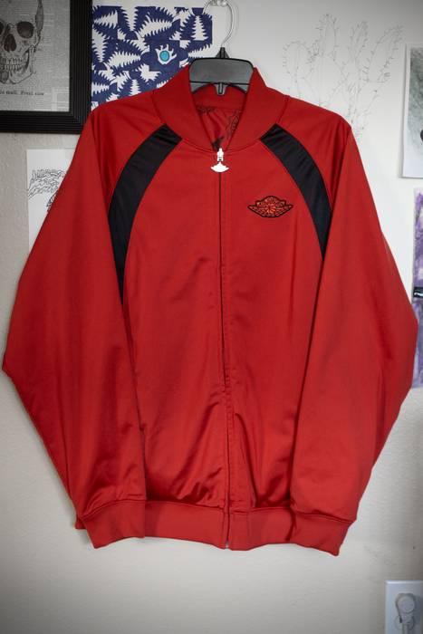 e40e5fff5e86d3 Jordan Brand Vintage Nike Air Jordan Flight Club Reversible Varsity Bomber  Jacker Size US M