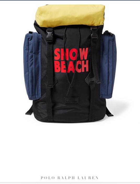 1faa46eb62 Polo Ralph Lauren Snow Beach X Polo Backpack Size one size - Bags ...