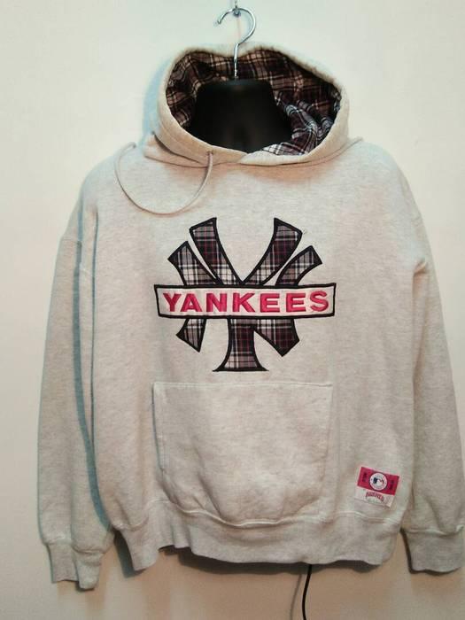 Yankees Vintage New York Yankees Hoodie Sweater Yankees Baseball  Jacket Swag Hip hop Size 977aeab1b5e