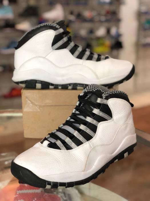 c80add2bfd7482 Jordan Brand Steel 10s Size 12 - Hi-Top Sneakers for Sale - Grailed